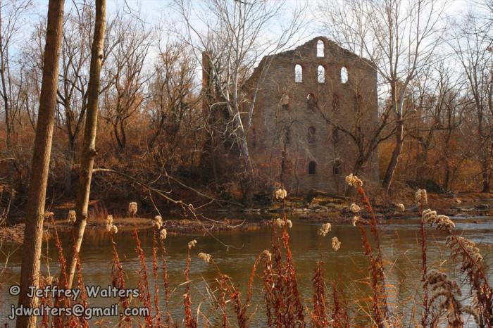 5) Carpenter's Mill