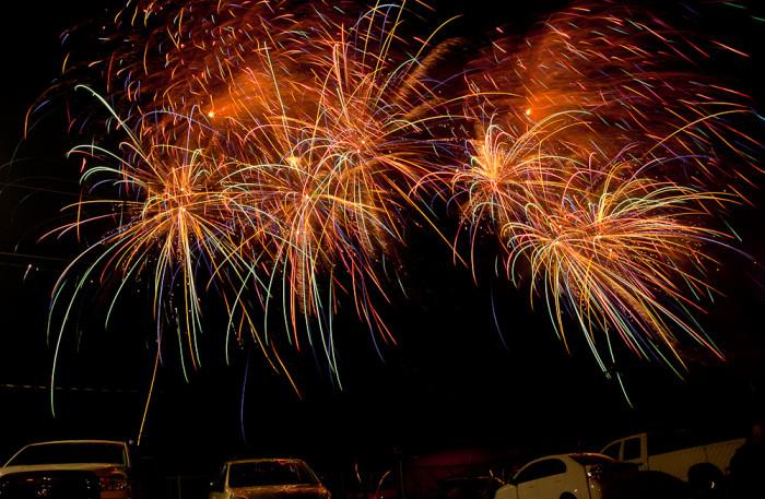 3. Lake Havasu City, 4th of July Fireworks Show