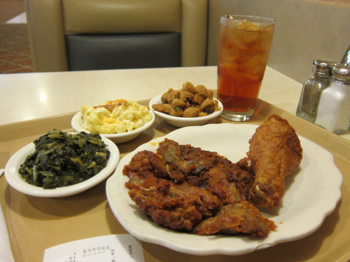 A Love for Southern Food