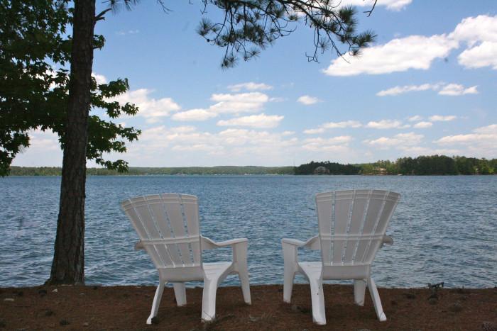 4. Lake Martin