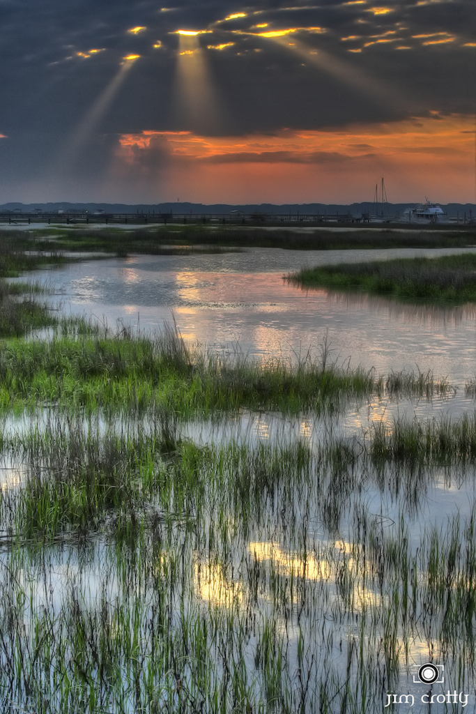10. The Salt Marshes that are Magnificent.