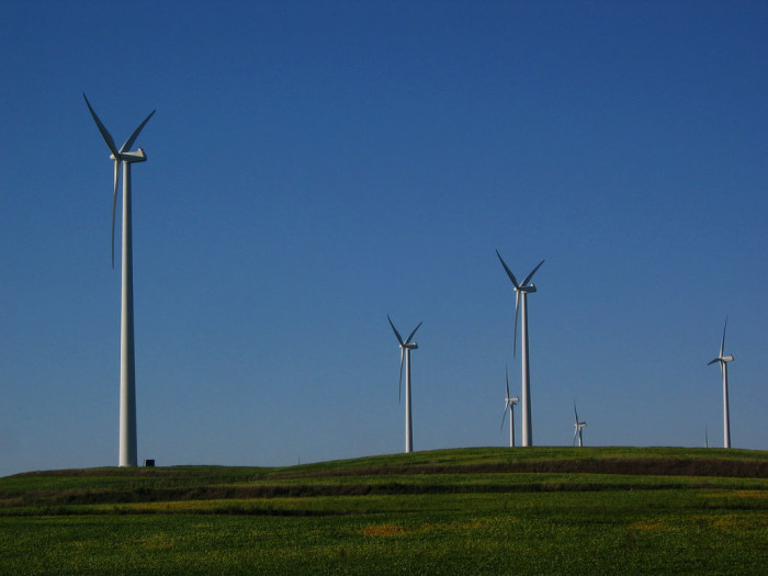 6. Iowa produces the second most wind energy in the nation