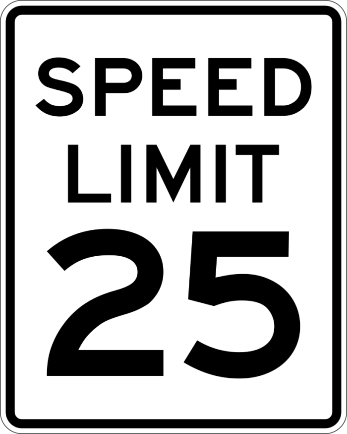7. In 1921 speed limits were first introduced to the roads of Indiana