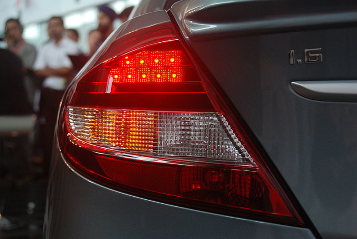 7. Pedestrians crossing the highway at night are NOT allowed to wear any tail lights in Indiana