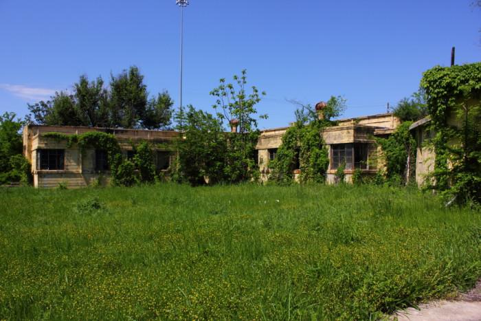 6. An abandoned community center in Birmingham, Alabama.