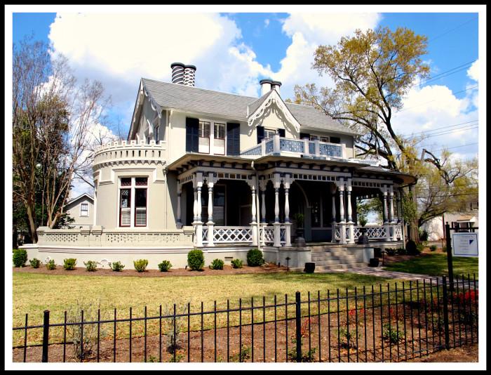 3. Victorian Splendor, Columbia, SC