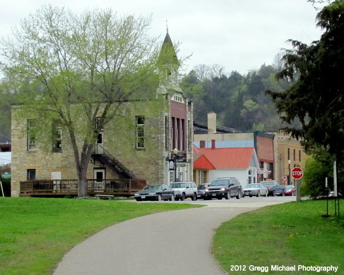 11. Stroll through B&B Capital Lanesboro.