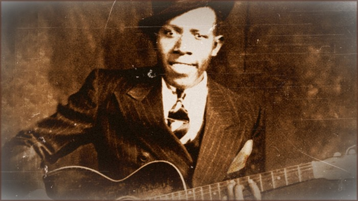 7.  Blues Legend Robert Johnson's Deal with the Devil