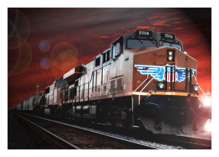 "7. ""Freight Train"""