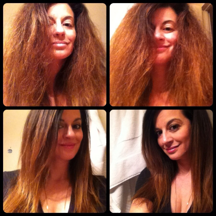 6) Anti-frizz hair products because humidity is kind to no man. (Or woman. You get the point.)