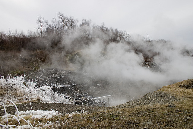3. The Centralia mine fire might not have been an accident.