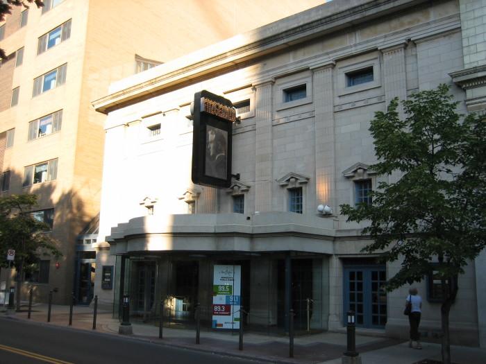 7. The Fitzgerald Theater - A Prairie Home Companion (2006)