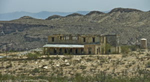 Visit These 9 Creepy Ghost Towns In Texas At Your Own Risk