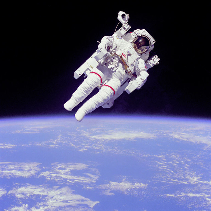 8.) University of Kansas alumni have gone on to co-develop life saving vaccines, chair billion dollar companies, and go to space (3 NASA graduates)!