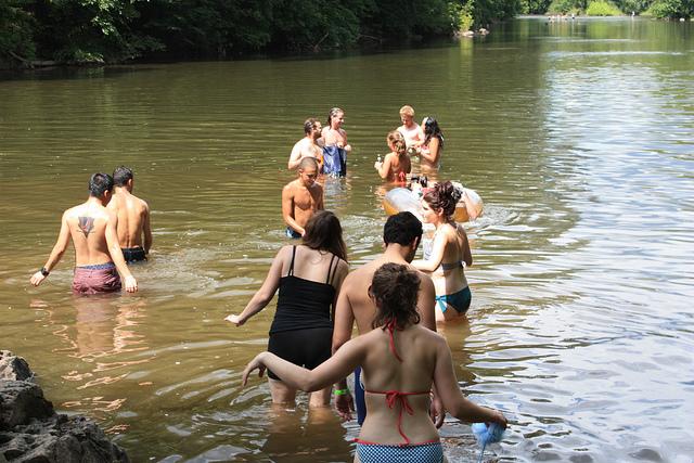 Pennsylvania Wild Swimming