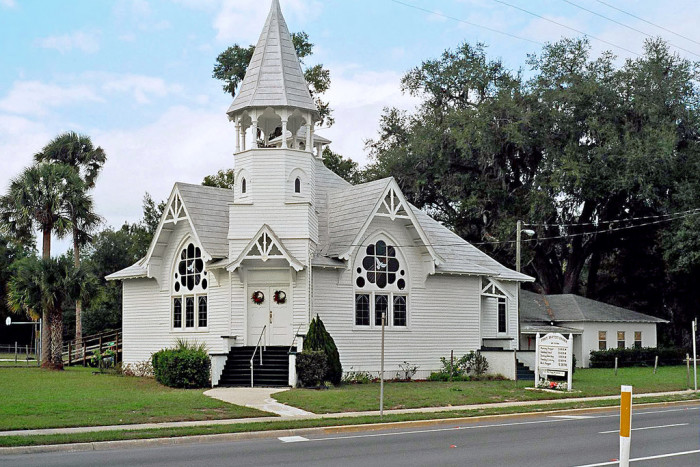 Baptist Church Palm Beach Fl