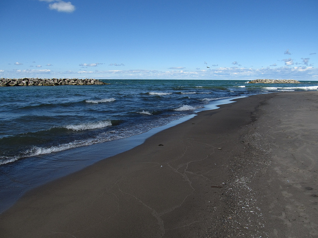 5. Presque Isle State Park, Erie