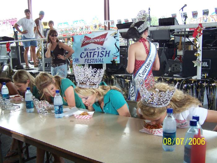 9. Catfish Festival des Allemands