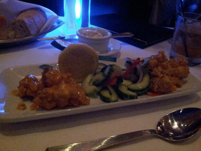 8) Ruth's Chris Steak House (several throughout the state)