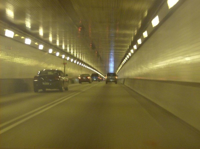 """2. The Fort Pitt Tunnel from """"Perks of Being a Wallflower"""""""