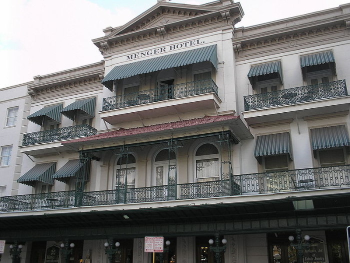 13 of the most haunted hotels in texas for San francisco haunted hotel