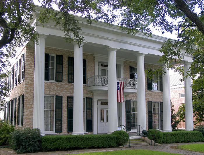 15) The Neill Cochran House (Austin)