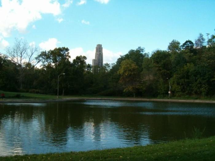 1. Schenley Park, Pittsburgh