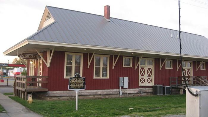 8. Seymour, Indiana