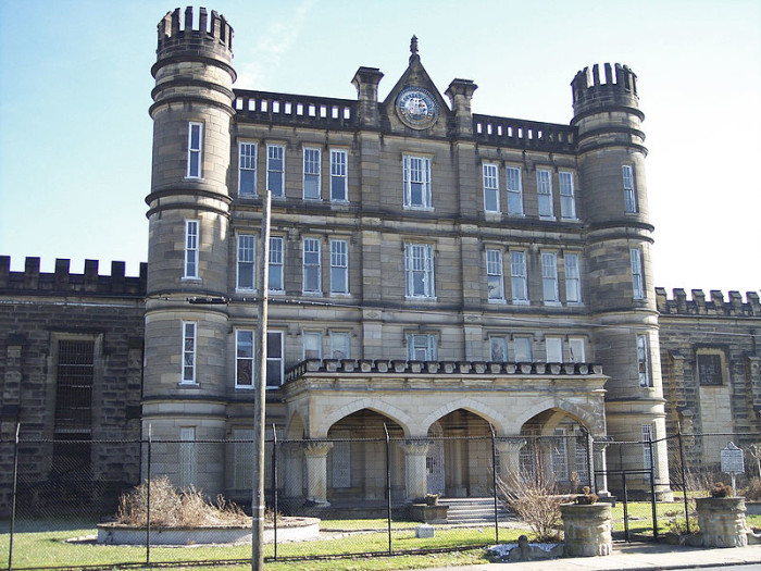 4. The West Virginia State Penitentiary, Moundsville, W.Va.