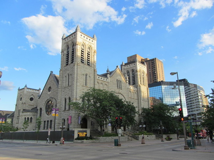 12 The Westminster Presbyterian Church now in its third location in Minneapolis is always worth a visit.