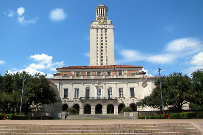 10) We have several top-rated colleges, including UT, Baylor, and Rice University.