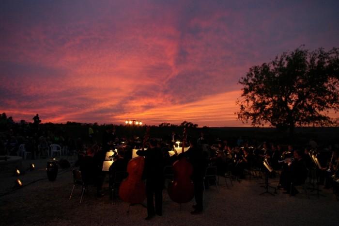 10.) Take in the Flint Hills Symphony.