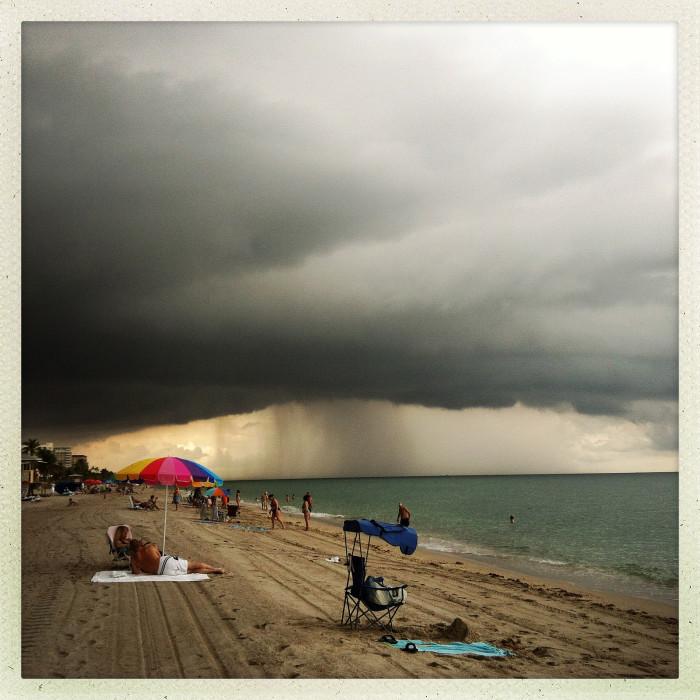 3. Florida's Unpredictable Weather