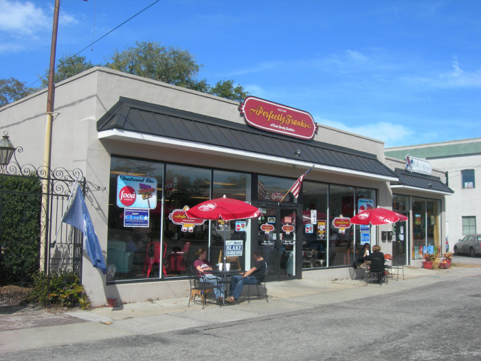 9. Perfectly Franks, Summerville, SC