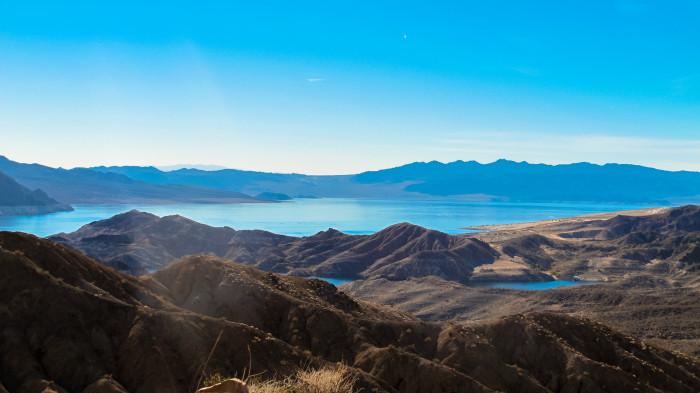 9. Lake Mead