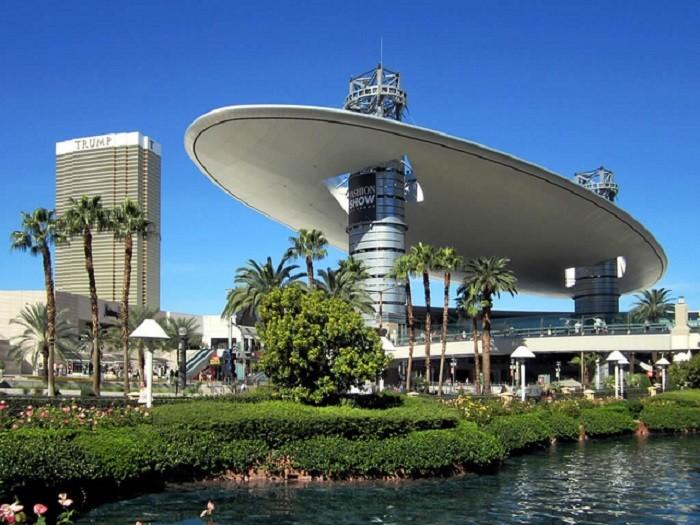 4. Fashion Show Mall in Las Vegas, Nevada.