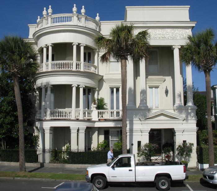 4. Porcher-Simonds House, Charleston, SC