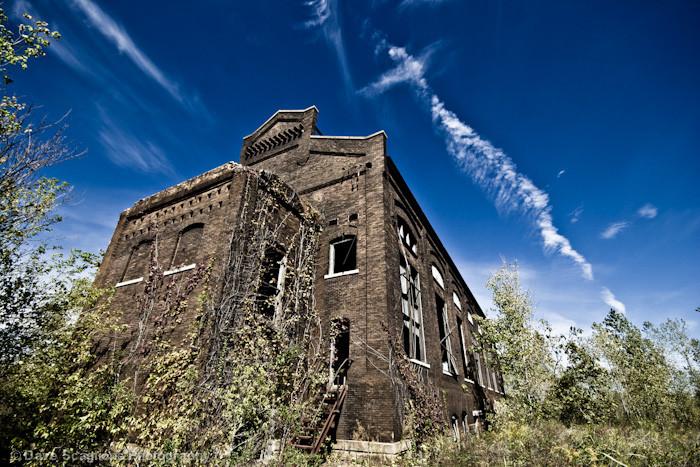 3. Ensley Steel Works in Ensley (Birmingham), Alabama.