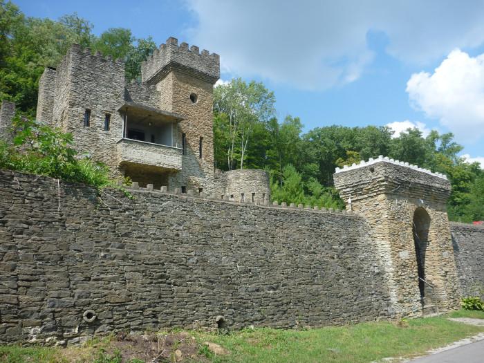 13) Loveland Castle
