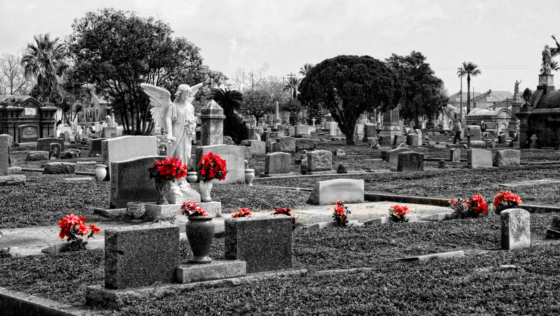 11 Photos Of One Of The Most Haunted Cemeteries In Texas