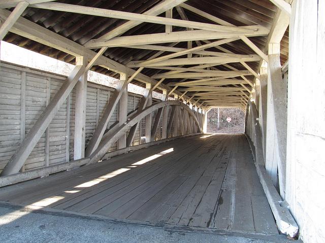 8. Manasses Guth's Covered Bridge, Whitehall