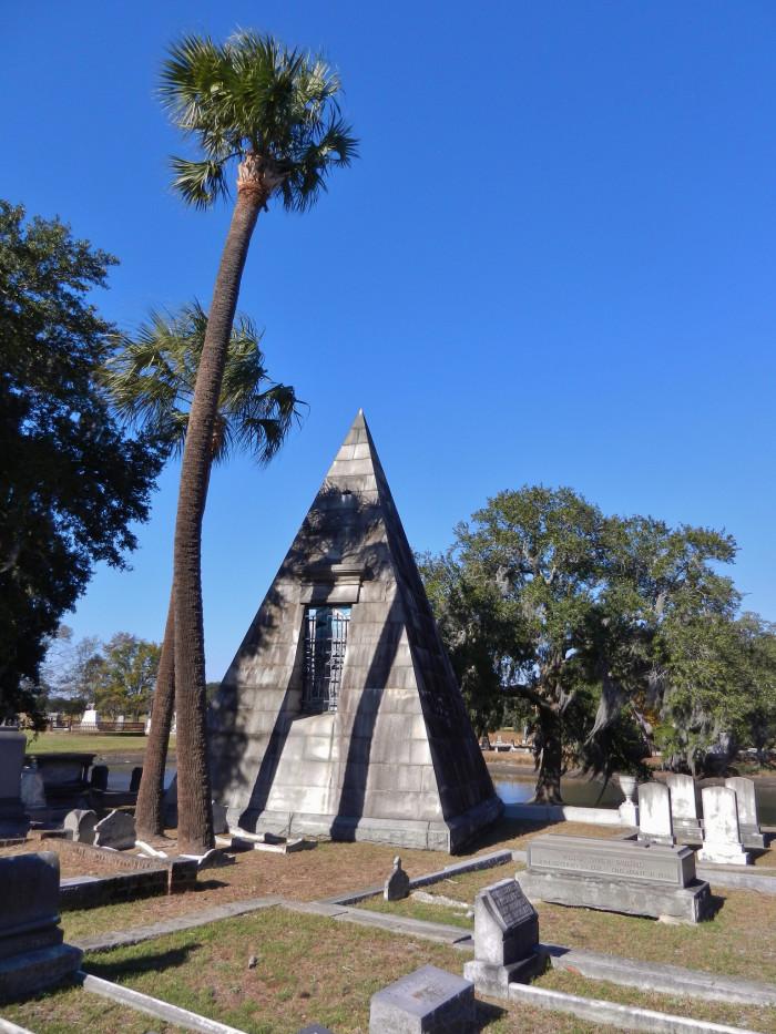 9. Magnolia Cemetery, Charleston, SC