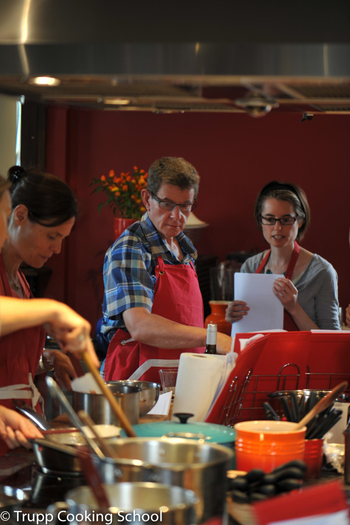 4.) Couples Cooking Class (Various Locations)