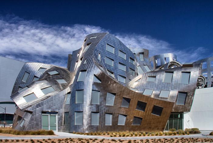 7. Lou Ruvo Center for Brain Health in Las Vegas, Nevada.