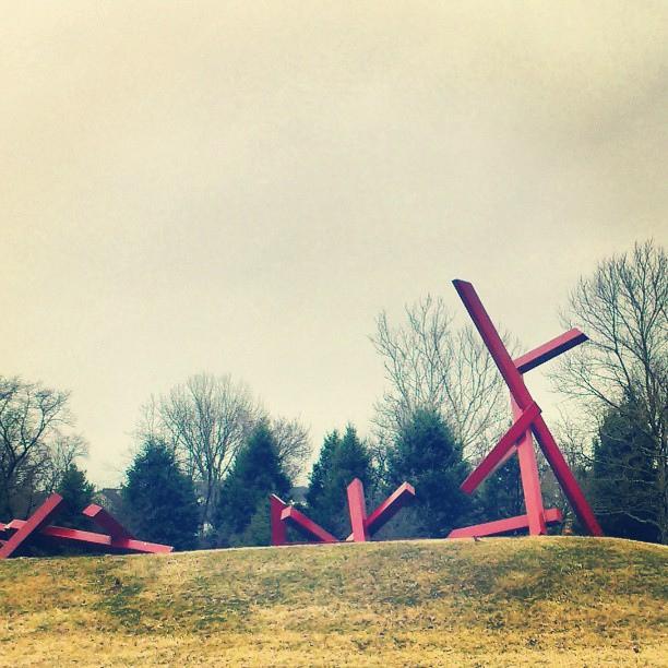 9. ALLENTOWN: Industrial Sculpture