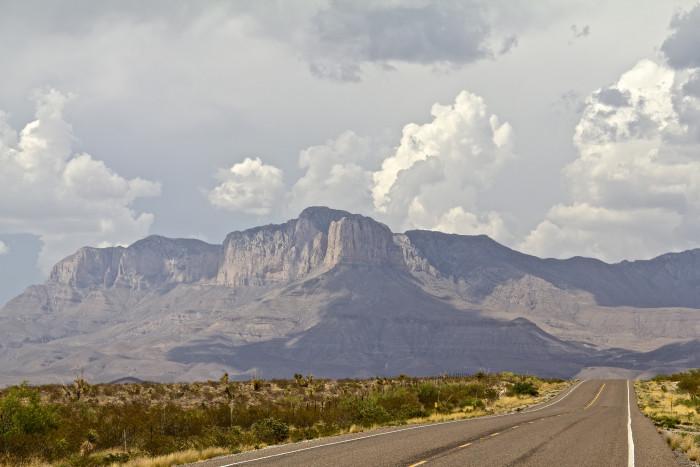 10) Guadalupe Peak