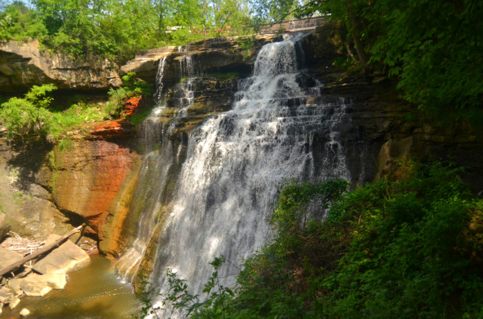 3) Brandywine Falls (Cuyahoga Valley National Park)