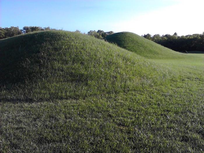 4) Mound City (Chillicothe)