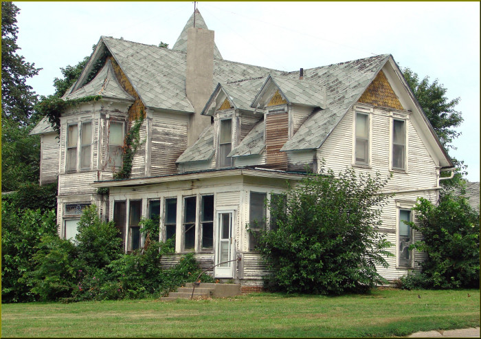 20 abandoned and decaying places in nebraska for Nebraska home builders