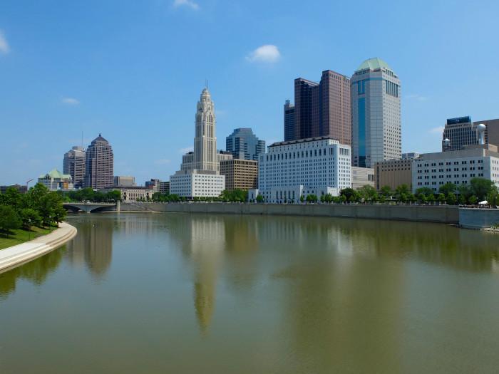6) Columbus